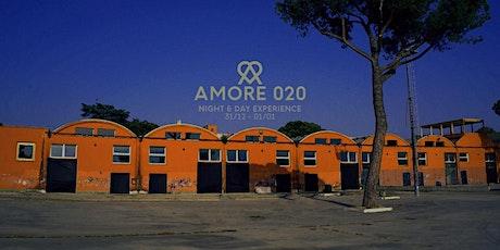 AMORE 020 - Night & Day Experience biglietti