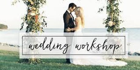 "We're Engaged 101! A ""What to consider"" Workshop for the newly engaged. tickets"