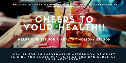 Cheers to your Health!!