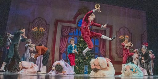 Nutcracker Tea Party with Lexington Ballet Co. @ The Kentucky Castle