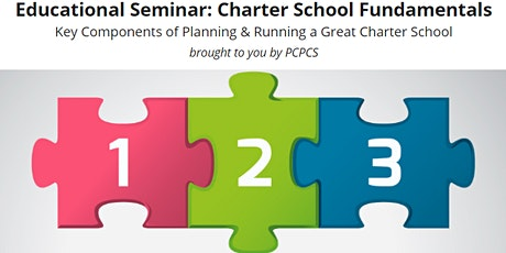 2020 Charter School Fundamentals: Key Components of Planning and Running a Great Charter School tickets