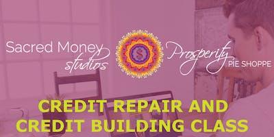 Credit Repair and Credit Building Class