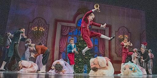 Nutcracker Tea Party with Lexington Ballet Co. @ The Kentucky Castle