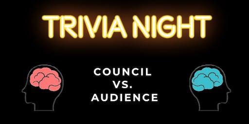 Trivia Night + Debate Watch Party