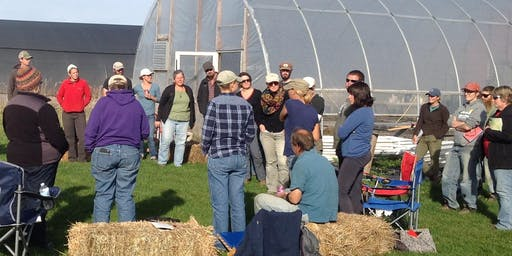 Finding Farm Sustainability in Trying Times - Grower Gathering