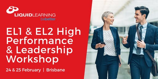 EL1 & EL2 High Performance & Leadership Workshop