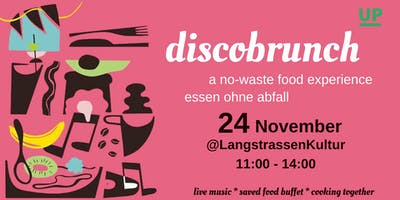 DiscoBrunch: a no-waste food experience