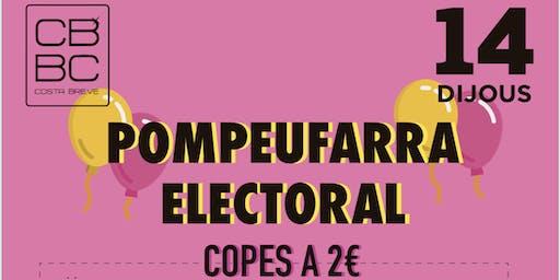 POMPEUFARRA - COPAS 2€ (+18)