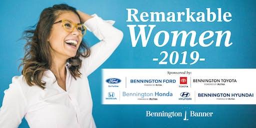 Bennington Banner Remarkable Women