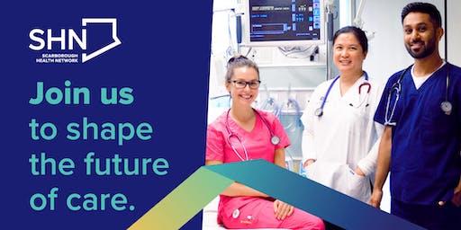 Scarborough Health Network Nursing Fair