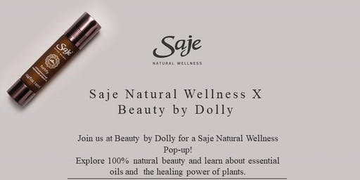 Saje Wellness X Beauty by Dolly 6PM-6:45PM
