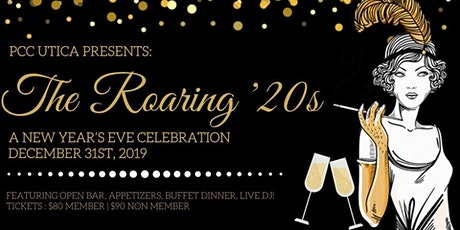 PCC PRESENTS: The Roaring '20s tickets