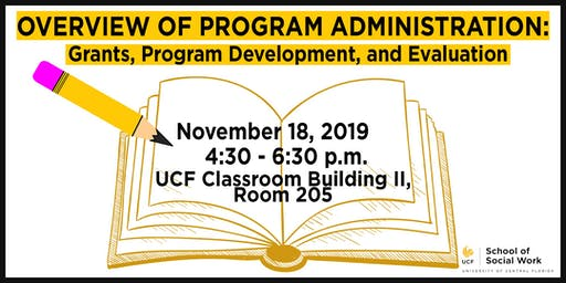 Overview of Program Administration