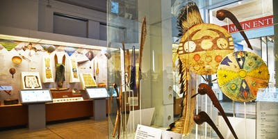 Living Legacies: Artifacts Through Native Perspectives