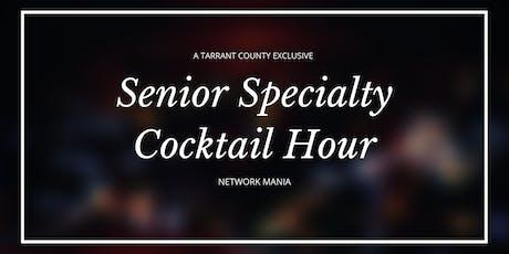 Senior Speciality Network Mania tickets
