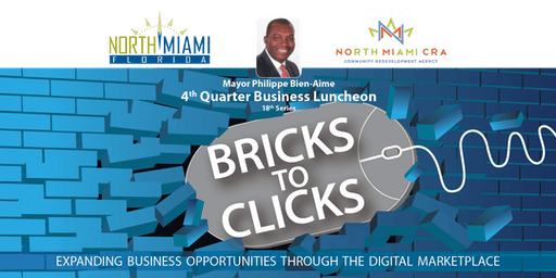 Mayor Philippe Bien-Aime 4th Quarter Business Luncheon.