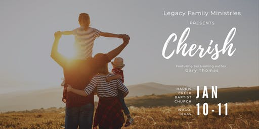 Cherish at Legacy Family Ministries' 25th Anniversary Celebration