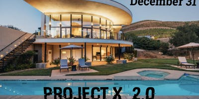 Copy of New Year's Party Project X 2.0