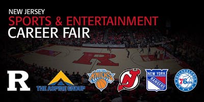 New Jersey Sports & Entertainment Career Fair powered by Rutgers Athletics