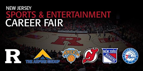 New Jersey Sports & Entertainment Career Fair powered by Rutgers Athletics tickets