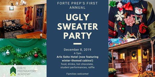 Forte's Ugly Sweater Party