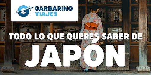 Ciclo de Charlas: Bienvenidos a Bordo - Especial JAPÓN