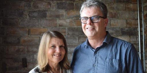 Kevin and Julia Garratt Speaking Tour