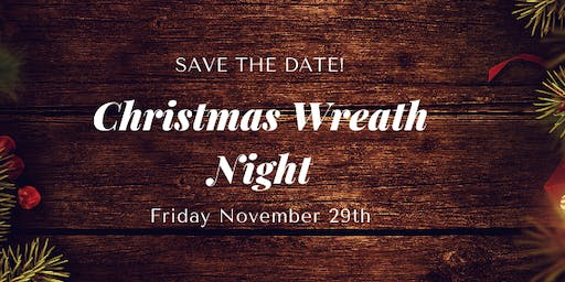 Christmas Wreath Night