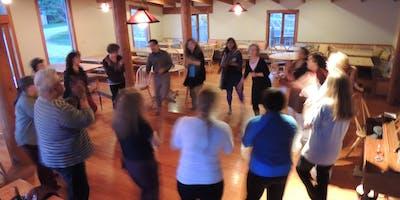 Berkeley Free Your Voice: Initiation 10-week class