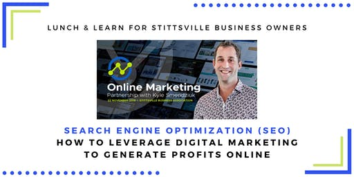 SEO Lunch & Learn for Stittsville Business Owners