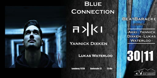 Blue Connection Vol. II w/ aKKi(DE)