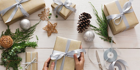 Wrap It Up: Holiday Gift Wrapping - Orlando Millenia tickets