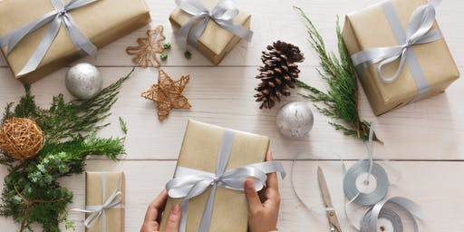 Wrap It Up: Holiday Gift Wrapping - Dadeland