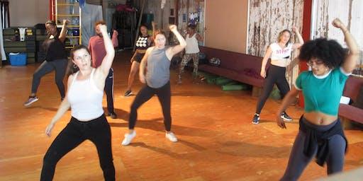 Dancehall Choreo W/ Mo Desir