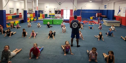 Kids Tumble & Gymnastics Hour