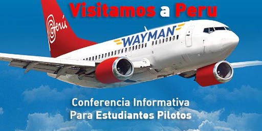 Lima Conferencia Wayman Aviation Academy