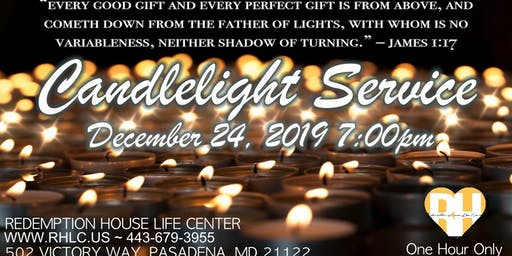 Candlelight Services @ RHLC
