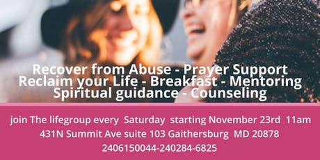 WOMEN'S LIFE GROUP tickets