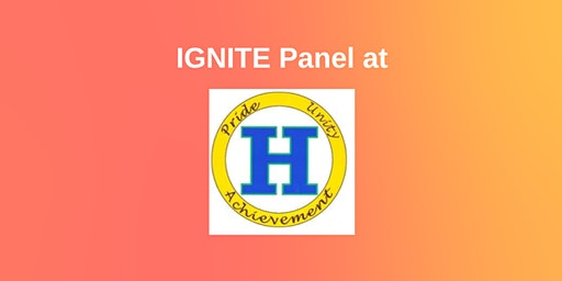 IGNITE Panel at Hazen High School - SOLD OUT