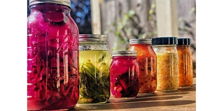 Learn the Art of Pickling with A Certified Master Food Preserver (01-26-2020 starts at 3:00 PM) tickets
