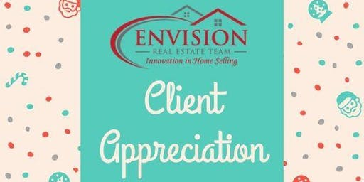 Envision Team Client Appreciation Party