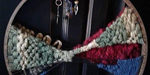 Hoop Weaving