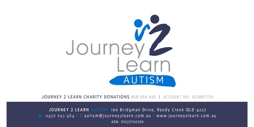 JOURNEY 2 LEARN AUTISM
