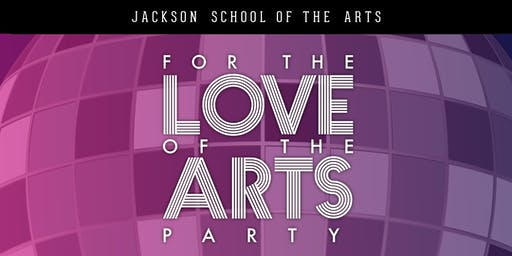 Love of the Arts Disco Party