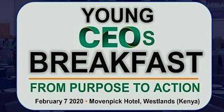 3rd Annual CEOs Breakfast tickets