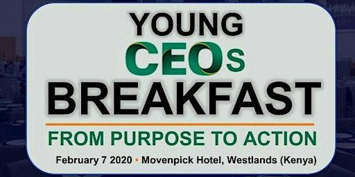 3rd Annual CEOs Breakfast