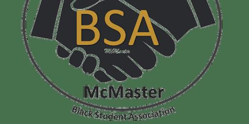 McMaster Black Community Meet and Greet