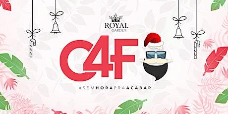 NATAL | C4F #SemHoraPraAcabar ingressos