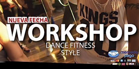 Workshop - Fitness Dance Style por Marcos Aier entradas