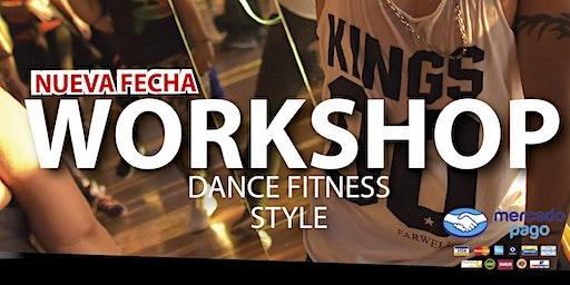 Workshop - Fitness Dance Style por Marcos Aier